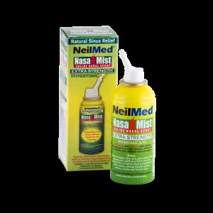 Hipertoniczny spray do nosa dla dorosłych i dzieci