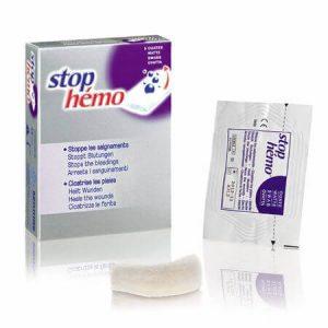 tampony na krwawienia z nosa Stop Hemo