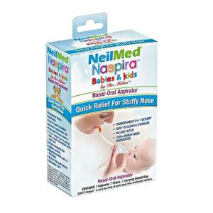 Naspira-aspirator do czyszczenia nosa u dzieci